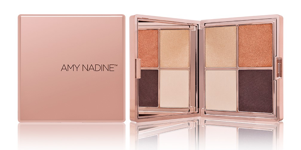Amy Nadine Renewing Eyeshadow Palette